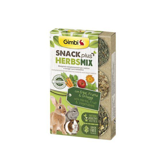 Gimbi snack plus herbs mix 50g