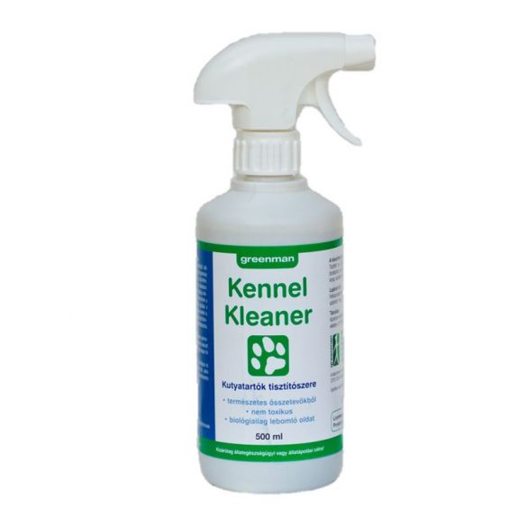 Greenman Kennel Kleaner 500ml