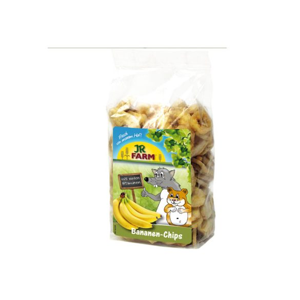 JR Farm Banán Chips 150g