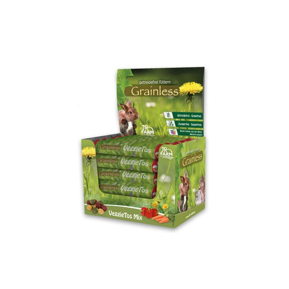 JR Farm VeggieTos mix 25g