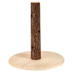 Kerbl natúr fa etető 30cm