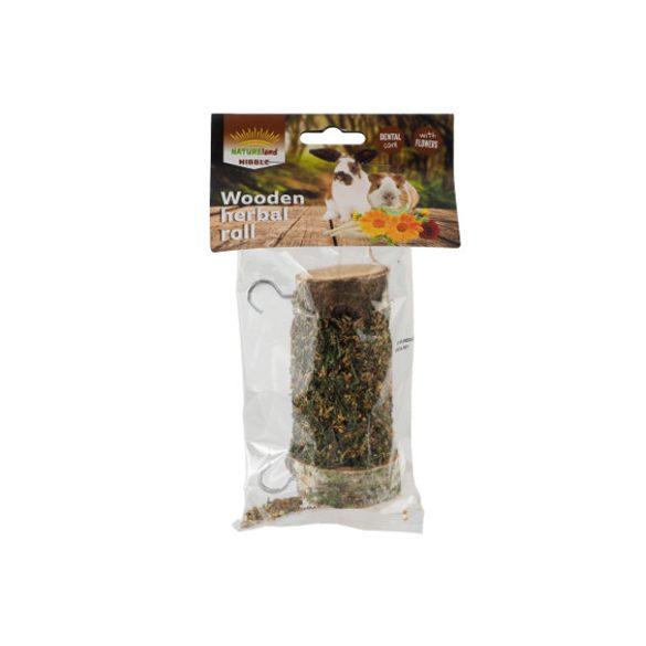 NatureLand NIBBLE fahenger gyógynövényekkel 120g
