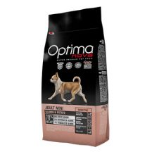 Visán Optimanova Dog Adult Mini Salmon & Potato 8Kg