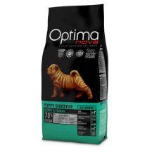 Visán Optimanova Dog Puppy Digestive Rabbit & Potato 12Kg