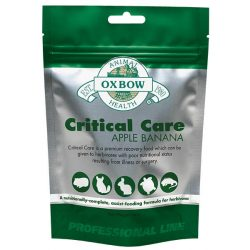 Oxbow Critical Care Apple / Banana 141g