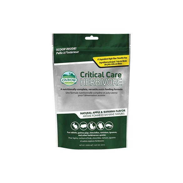 Oxbow Critical Care Apple / Banana 454g