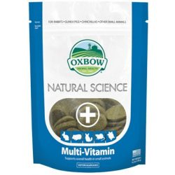 Oxbow Natural Science Multi-Vitamin 120g