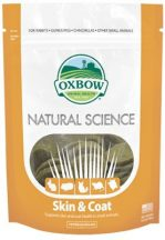 Oxbow - Natural Science – Skin and Coat 120g