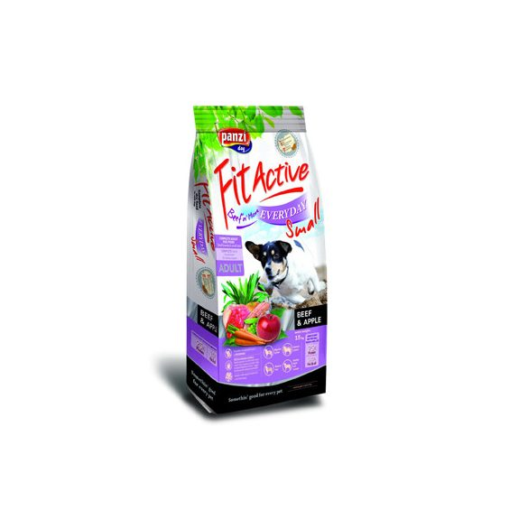 Panzi FitActive Everyday Small Beef 4kg