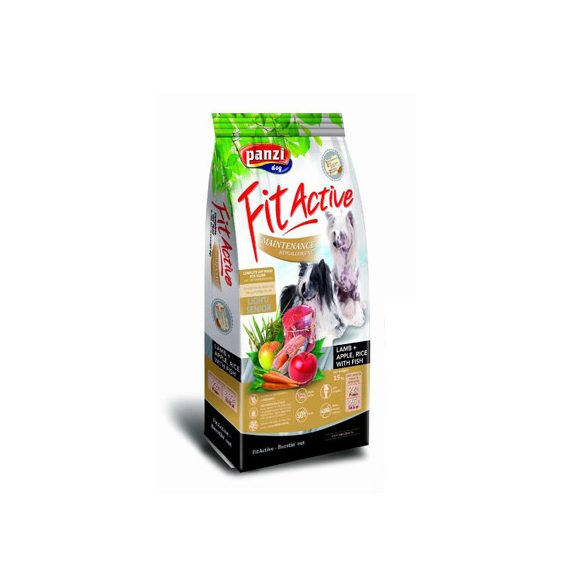 Panzi FitActive Hypoallergenic Lamb Maintenance light / senior 15kg