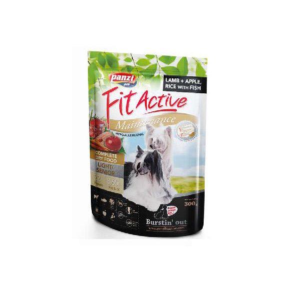 Panzi FitActive Hypoallergenic Lamb Maintenance light / senior 300g