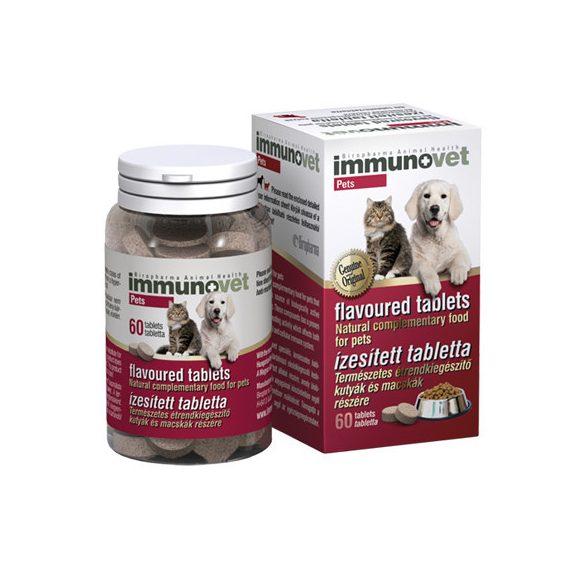 Immunovet Pets Tabletta 60db