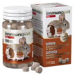 Immunovet Tabletta Kisemlősöknek 100db