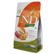 N&D Cat Grain Free Kacsa, Sütőtök és Sárgadinnye 300g
