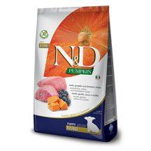 N&D Dog Grain Free Bárány & Áfonya Sütőtökkel Puppy Mini 2,5kg