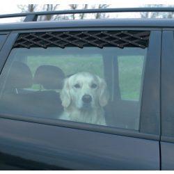Trixie Szellőzőrács Autó ablakra 33-110cm