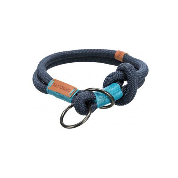 Trixie Nordic nyakörv S sötét szürke, világos szürke 35cm/6mm