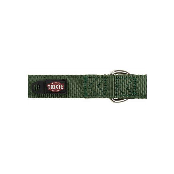 Trixie Prémium póráz XS fekete 1,2m / 10mm