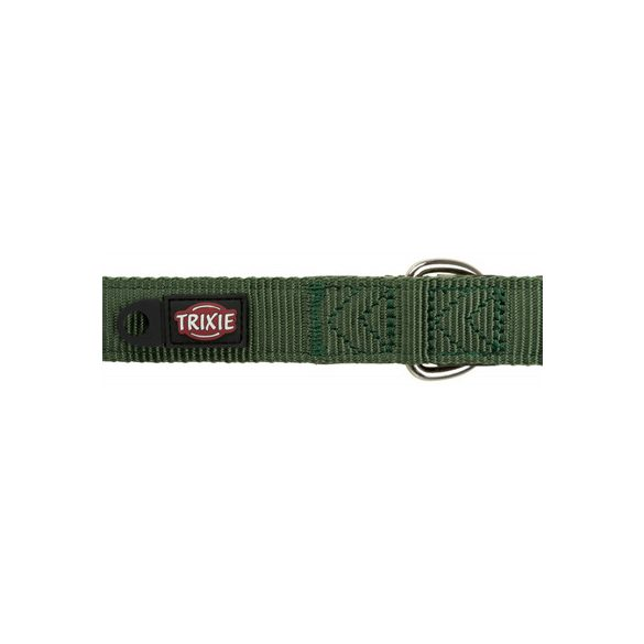 Trixie Prémium póráz M-L fekete 1m / 20mm