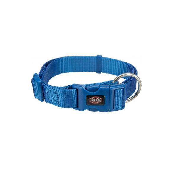 Trixie Prémium nyakörv S-M király kék 30-45cm / 15mm