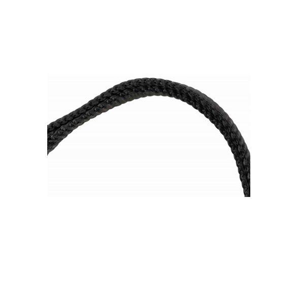 Trixie Prémium nyakörv XXS-XS fekete 15-25cm / 10mm