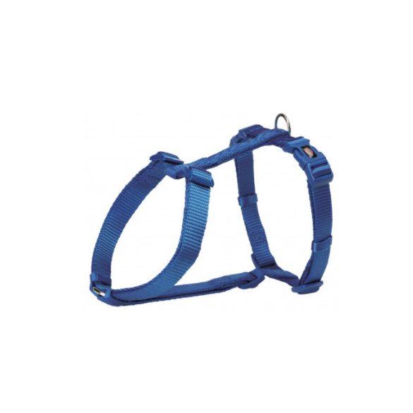 Trixie Prémium hám H L-XL király kék 75-120cm / 25mm
