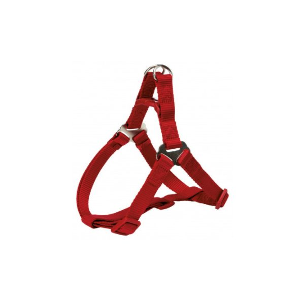 Trixie Prémium hám XS-S piros 30-40cm / 10mm