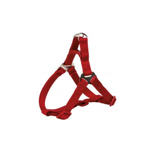 Trixie Prémium hám M piros 50-65cm / 20mm