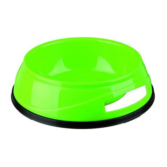 Trixie műanyag Tál Gumiperemmel 0,3l/12cm