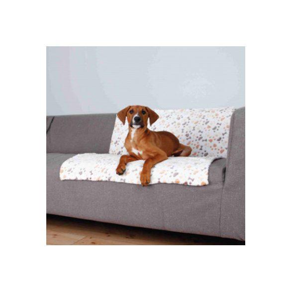 Trixie pléd Lingo 150x100cm fehér/bézs