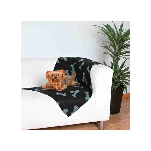 Trixie Beany Pléd Fekete 100×70cm
