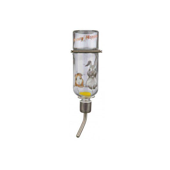 Trixie Honey és Hopper Itató Üveg 250ml