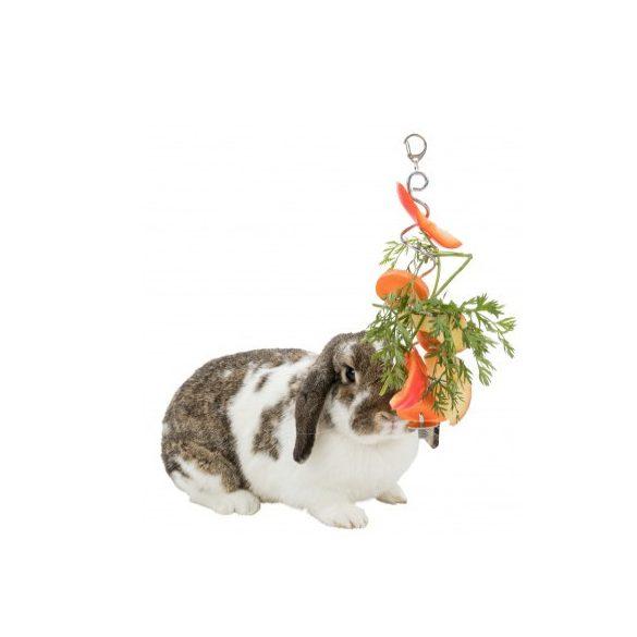 Trixie Zöldség és Gyümölcs Tartó Pálca Csavart 25cm