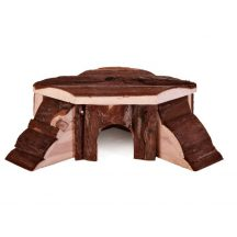 Trixie Ház Fából Sarok Rágcsálóknak Thordis 21×7×19/19cm