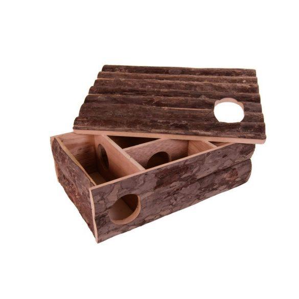 Trixie Ház Fából Rágcsálóknak Labirintus Leif 35×11×25cm