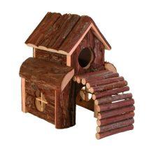 Trixie Ház Fából Hörcsögnek Feljáróval Finn 13×20×20cm