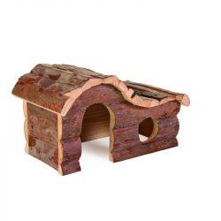 Trixie Ház Fából Hullámtetős Hörcsögnek Hanna 26×16×15cm