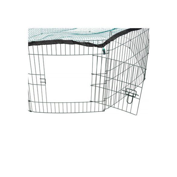 Trixie Karám Fém Kisállatoknak 8 elemes 150x57cm