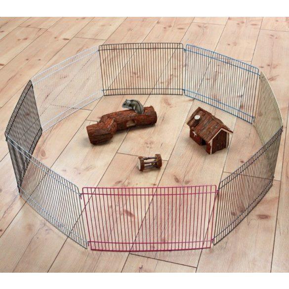 Trixie Karám Fém Kisállatoknak 8 elemes 86x23cm