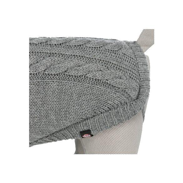 Trixie pulóver Kenton 27cm - Szürke