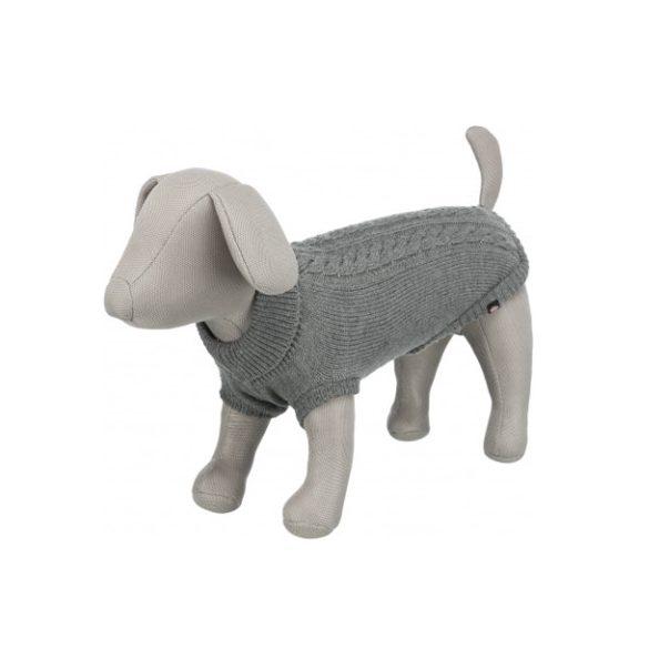 Trixie pulóver Kenton 55cm - Szürke