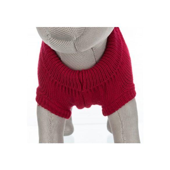 Trixie Kenton pulóver XS 30cm piros
