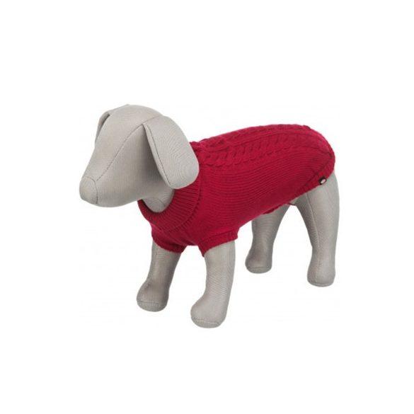 Trixie Kenton pulóver S 33cm piros