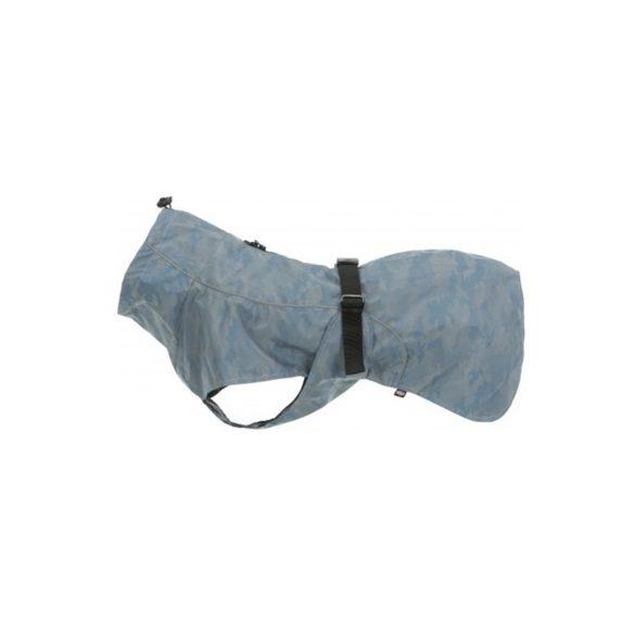 Trixie Lunas esőkabát fényvisszaverős XS 30cm ezüst/kék