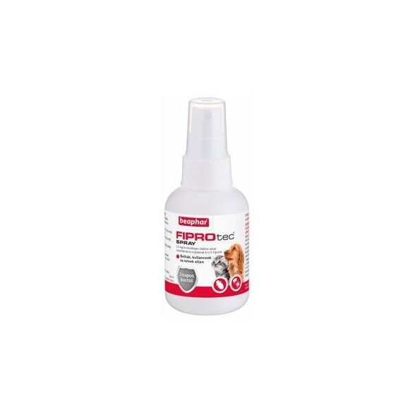 Beaphar Fiprotec Spray kutya/macska 100ml
