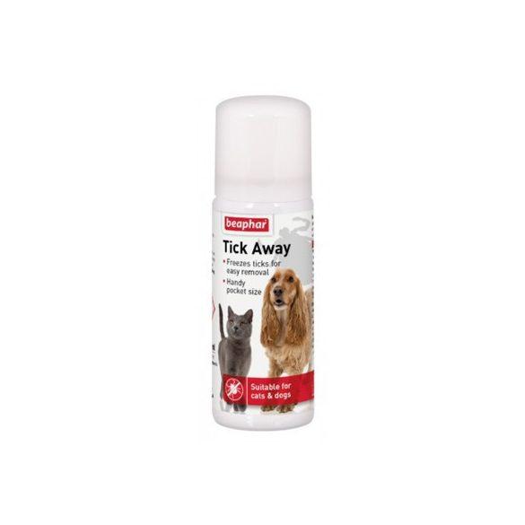 Beaphar Tick Away Kullancsfagyasztó Spray 50ml