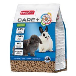 Beaphar Care+ nyúltáp 1,5kg