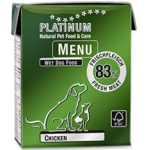 PLATINUM MENU CHICKEN - CSIRKE KONZERV 375g