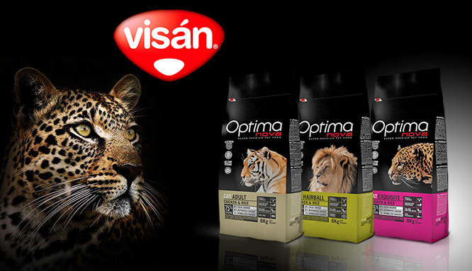 Visán Optimanova Cat
